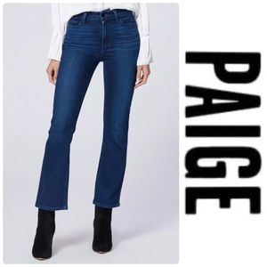 PAIGE Claudine Ankle Flare - Promenade
